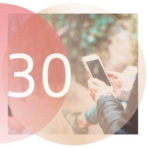 Telefonberatung bei Beziehungsproblemen, das Minutenpaket 30